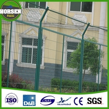china manufacturer decorative metal garden rope fence for sale
