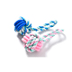Speedypet Safe And Non-Toxic Tpr Toy Ball Cotton Rope Dog Chew Toy/Dog Rope Toy