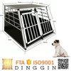 Luxury comfortable puppies aluminum dog crate