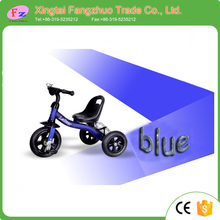 wholesale kids walking tricycle Carbon steel Material cheap child tricycle