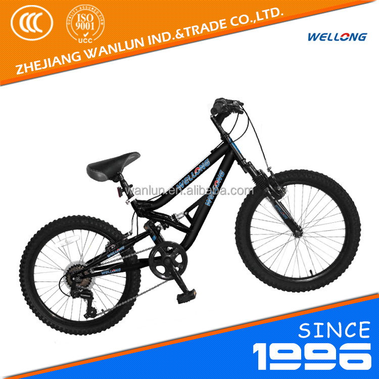 Competitive Price 20 inch Top Quality steel suspension fork mountain bike