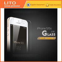2016 New 0.3mm 99% clear screen protector for iphone 5 5s