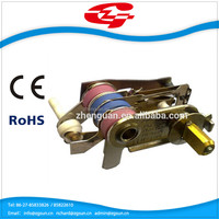 KST Adjustable Bimetallic Thermostat For Electric