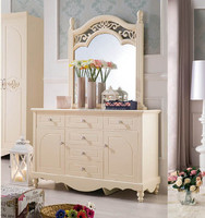 Antique French Style Dresser (JB-8118B)