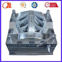 Customized Car Parts Plastic Injection Moulding Process For Auto Airbag Cover Mould
