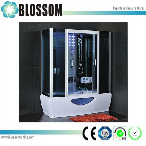 Competitive price double shower steam bath prices