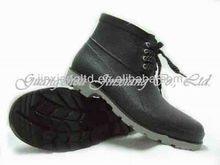 PVC Steel Toe Cap Shoes