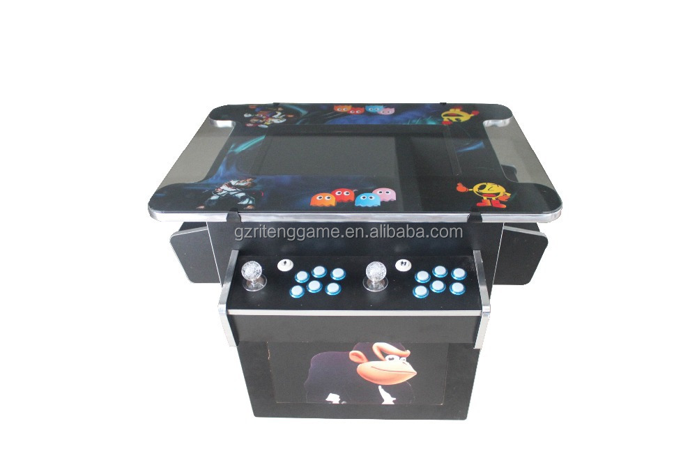 classic games arcade cocktail table video games machine