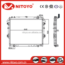 NITOYO Car Radiator Assembly for TOYOTA Innova 2011 16400-0C200