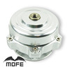 MOFE Racing Silver 50mm Blow Off Valve Turbo BOV