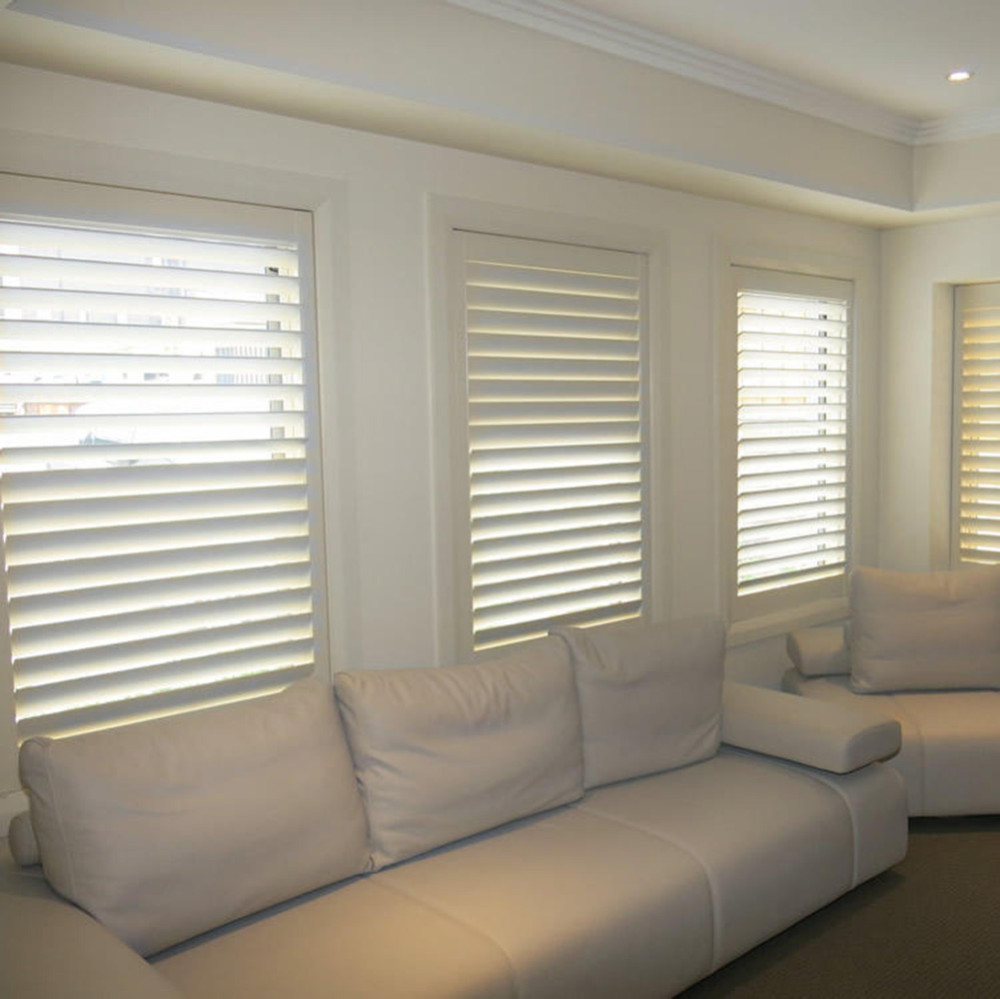 Wholesale china cheap real wood  blinds for window