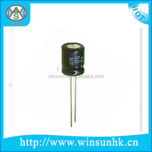 CD71 Non-Polarized NP Type Rohs Aluminum Electrolytic Capacitor