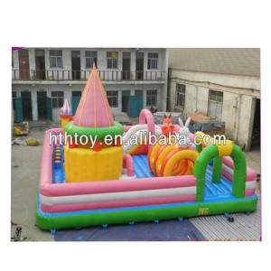 Ant Queen Kids paradise lovely inflatable bouncer , inflatable bouncers for toddlers