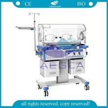 AG-IIR003A hospital phototherapy infant radiant incubator for newborns
