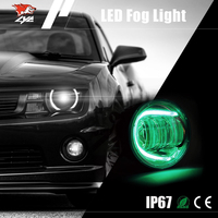 Car accessories 30W auto led daytime running light for ford ecosport