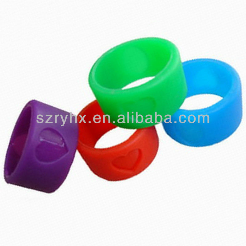 For promotion gift magnetic finger ring with different designs