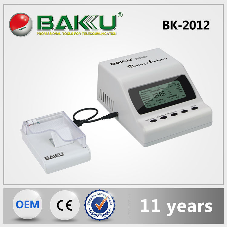 Baku Low Price Comfortable Design Dual Display Digital Multimeter