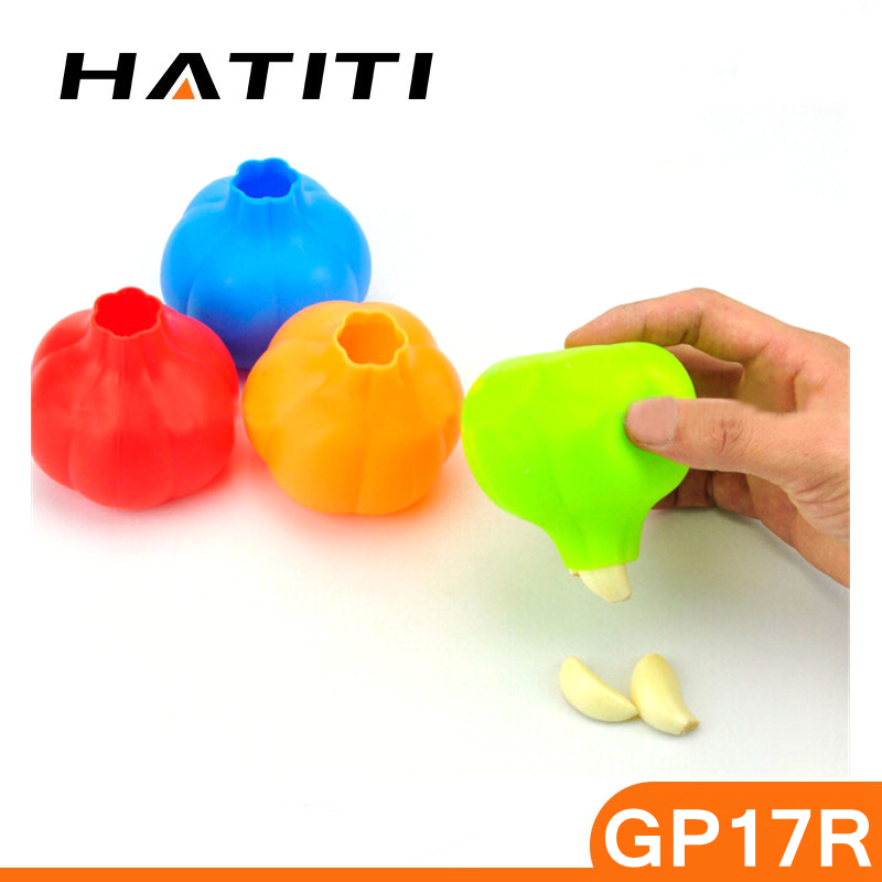 Kitchen practical tool good helper silicone garlic peeler GP17R