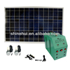 controller and inverter all in one solar generator system