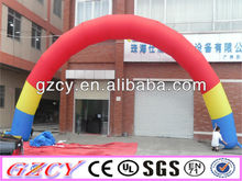 Inflatable Promotional Advertising Gateway Arch