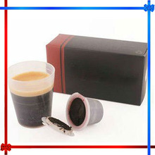 Espresso refillable Coffee Capsule cup