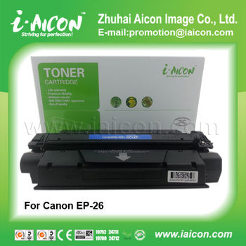 For Canon toner cartridge EP-26 EP26