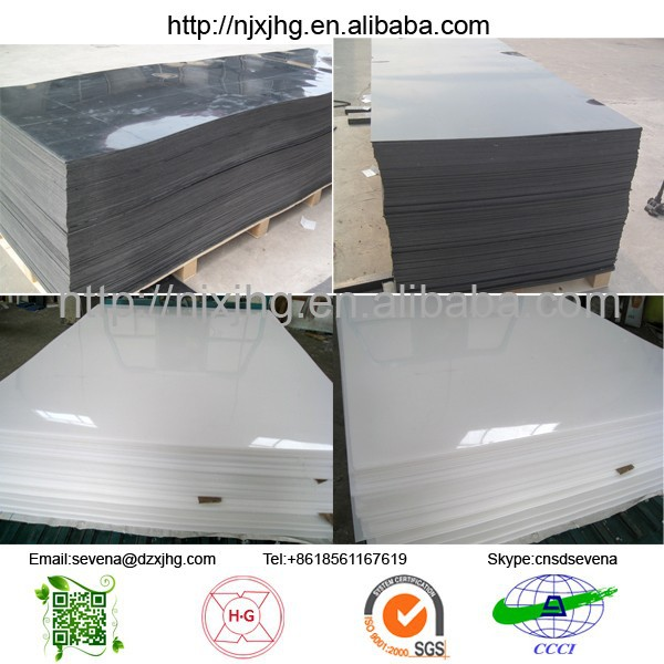 extruded color high density polyethylene hdpe sheet metal
