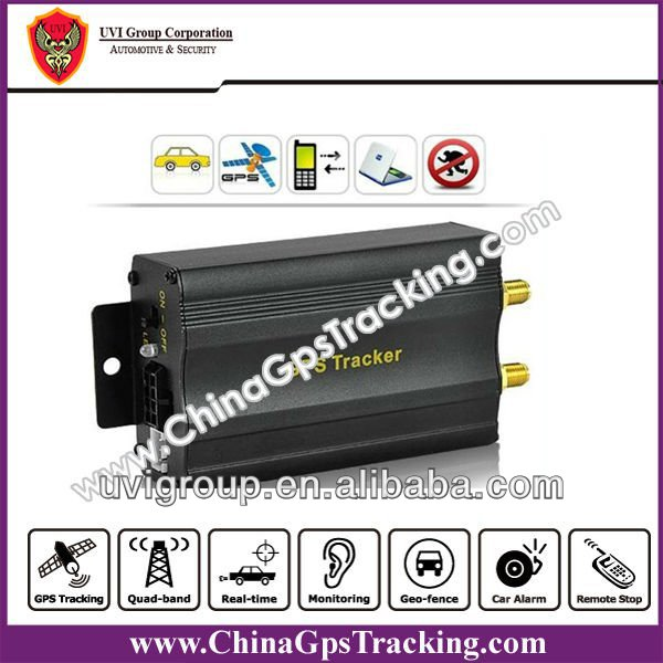 GPS Tracker Plataforma for car gps tracker support History playback VT103A