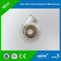 SB series centrifugal pump parts, pump case