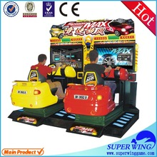"New 42"" full-motion high quality simulator arcade games car racing"