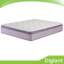 deep sleepwell furniture polyester cotton fabric cheap mattress