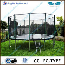 16ft adults use round outdoor trampolines for sale