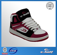 Romania market colorful street hot skate shoe brand