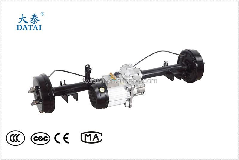 60v 3kw dc brushless motor with rear axle oil brake high for 3kw brushless dc motor