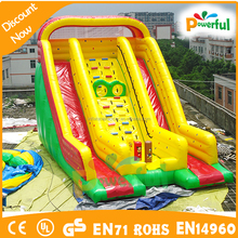 Wow!! Children and adults inflatable stair slide toys,giant inflatable slide for sale