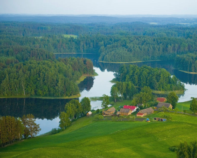 Travel agency in Baltic states is offering great travel tours!