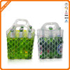 6 Pack PVC Beer Bottle Cooler Holder
