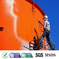 Anti Corrosive Iron Red Oxide Primer Paint