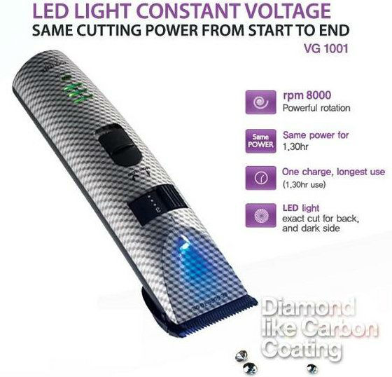LED Hair clipper(VG1001)