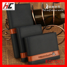 Alibaba China hot selling fashion purse leisure men <strong>wallet</strong> wholesale