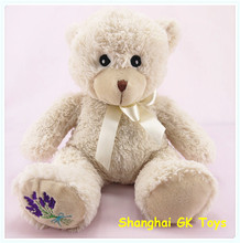 Aroma Toys Herbs Filling spicy Lavender Teddy Bear Wholesale