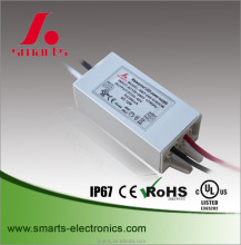 rainproof ip67 ul 40v dc 300ma isolated constant current led driver