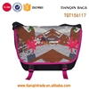 China waterproof cute messenger bags for girls