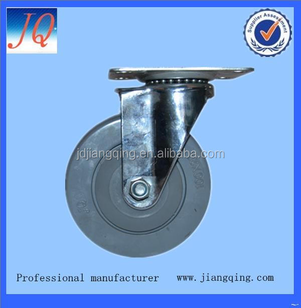 OEM manufacture 4 inch heavy duty cart caster wheel