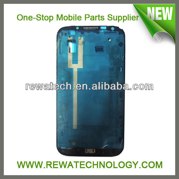 Mobile Phone Housing For Samsung Galaxy Note II I605 Front Frame
