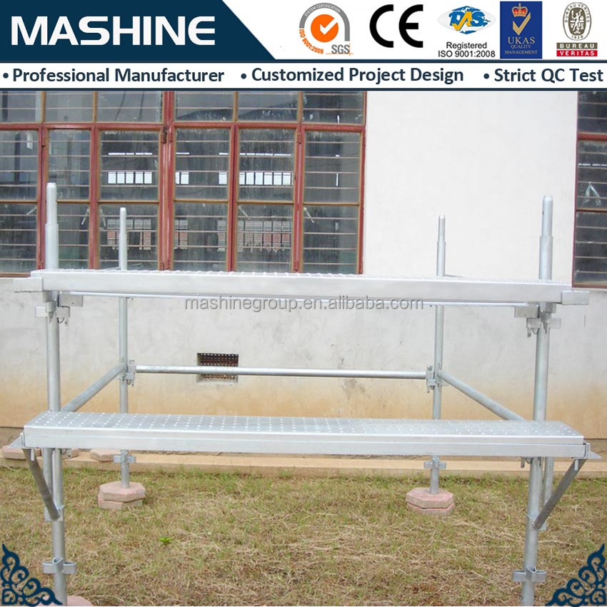 hot sale & high quality kwikstage scaffolding manual
