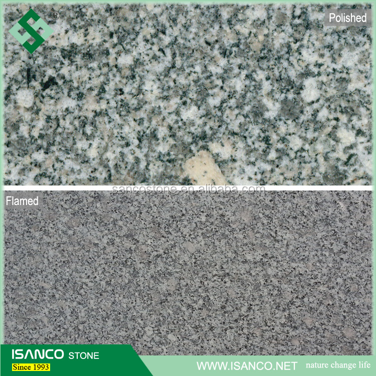 Chinese grey G341 granite paving honed tiles & slabs