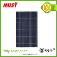 Solar system 100w poly solar panel/Clean Energy Competitive Price 100w 12v Poly Solar Panel