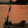 Updated 18ah lithium battery electric scooter, folding mini portable electric car instead of walking, electric bicycle