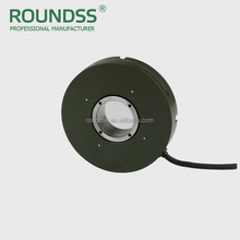 Ultra Thin Hollow Shaft 21 Bits Rotary Absolute Encoder